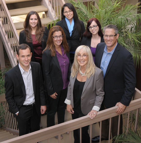 The staff at Innovative Career Resources