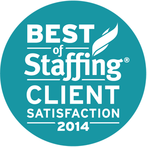 Best of Staffing Client Satisfaction 2014