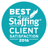 Best of Staffing - Client Satisfaction